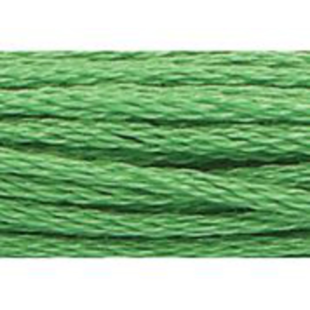 Stranded Cotton Cross Stitch Threads - Green Shades image 63