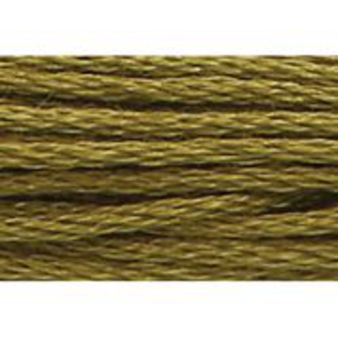 Stranded Cotton Cross Stitch Threads - Green Shades image 33