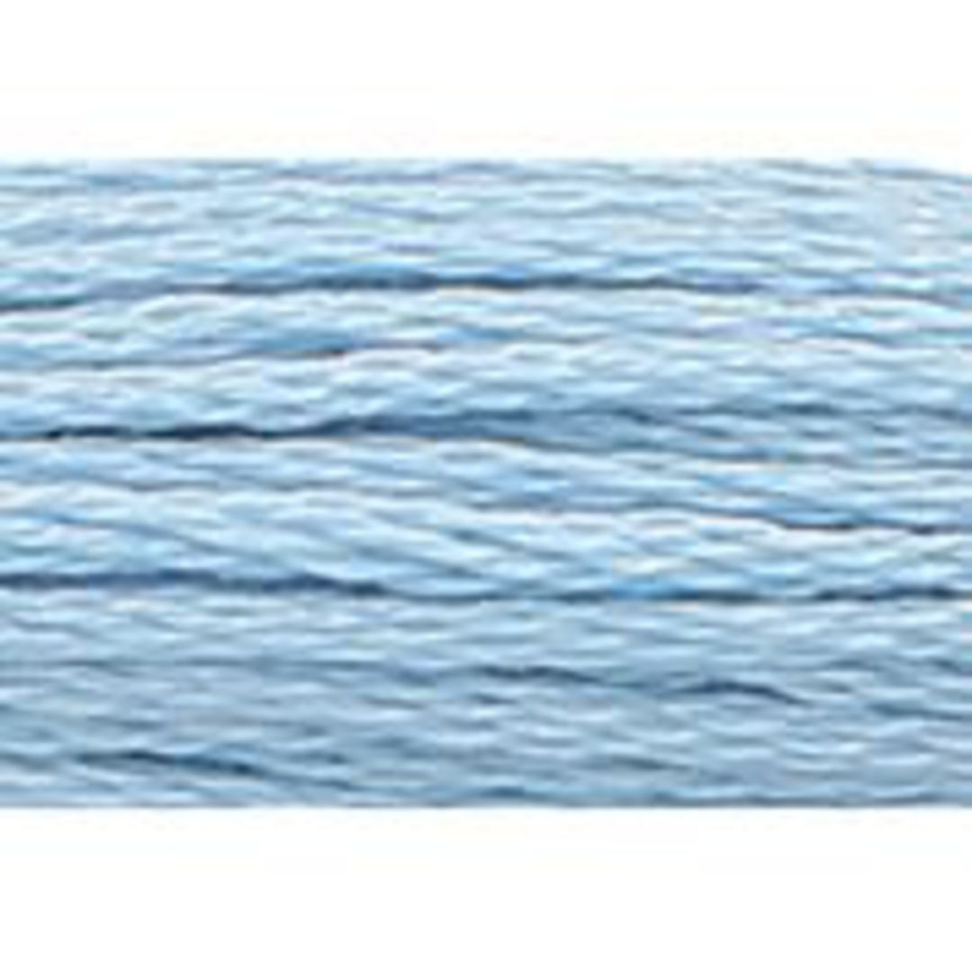 Stranded Cotton Cross Stitch Threads - Blue Shades image 49