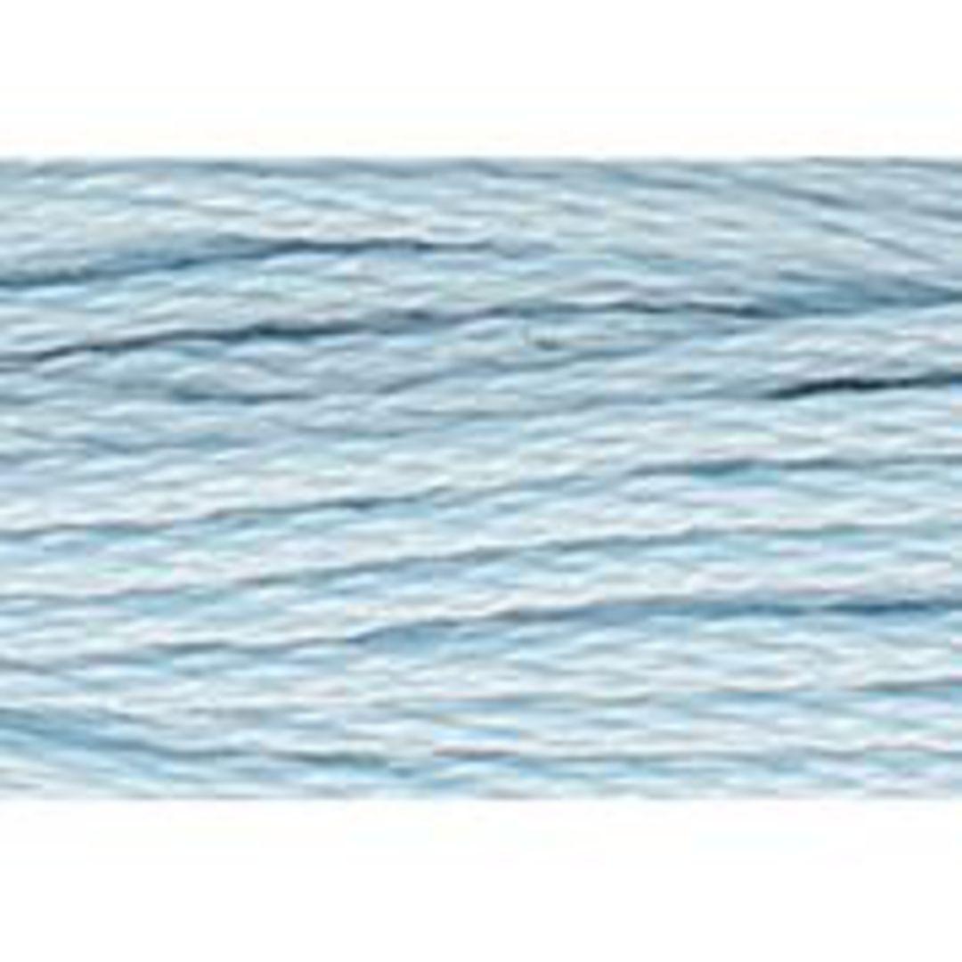 Stranded Cotton Cross Stitch Threads - Blue Shades image 1