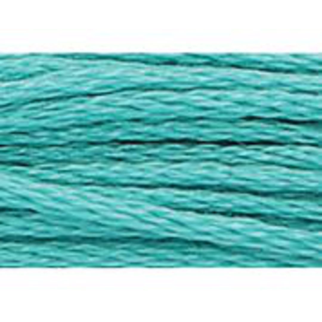Stranded Cotton Cross Stitch Threads - Green Shades image 82