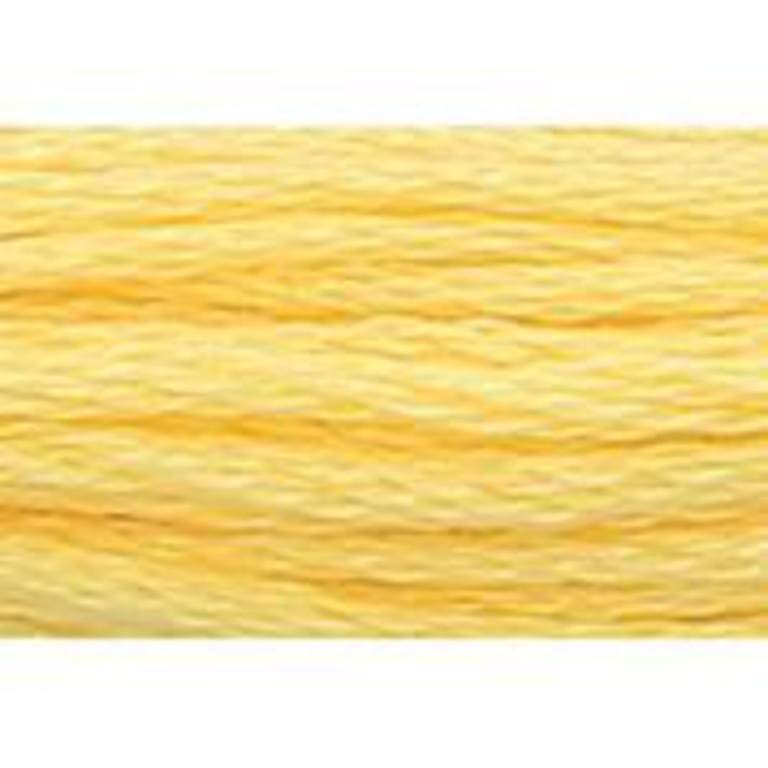 Stranded Cotton Cross Stitch Threads - Yellow Shades image 31