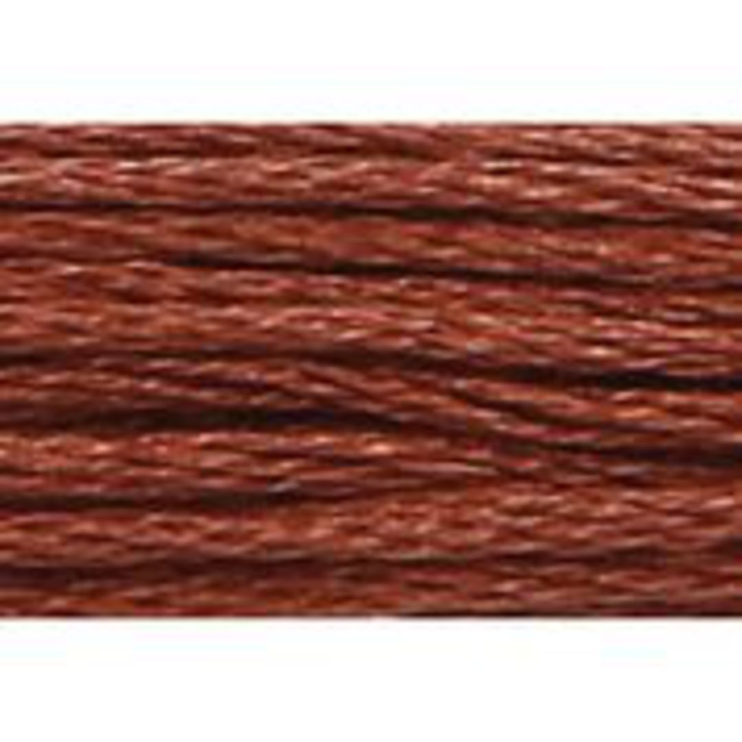 Stranded Cotton Cross Stitch Threads - Brown  Shades image 7
