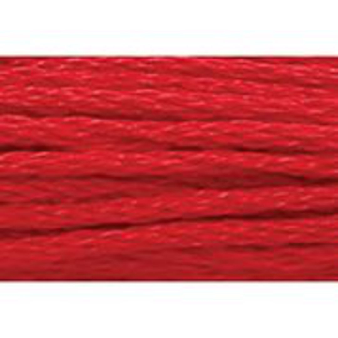 Stranded Cotton Cross Stitch Thread - Red Shades image 28