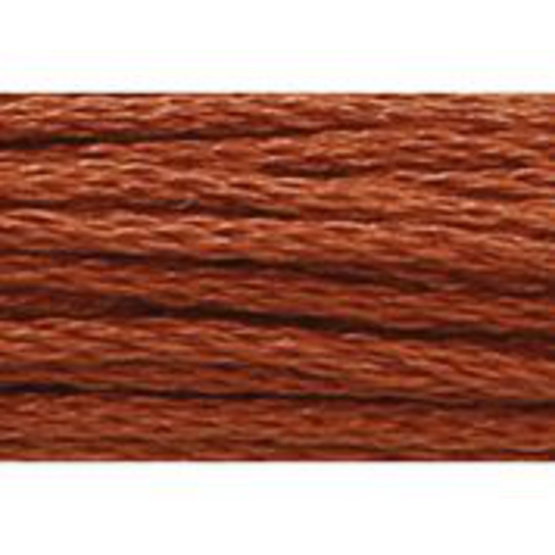 Stranded Cotton Cross Stitch Thread - Red Shades image 12