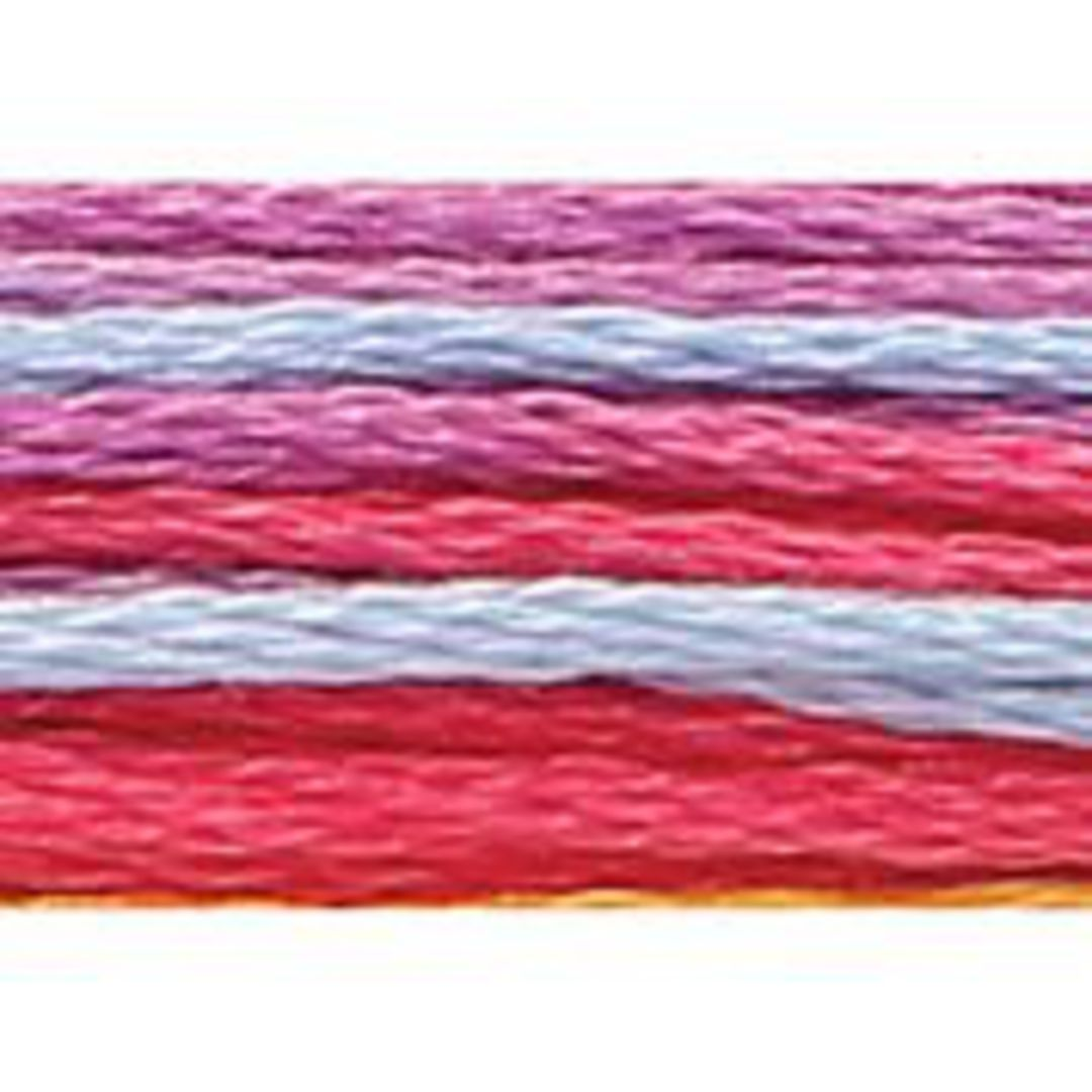 Stranded Cotton Cross Stitch Threads - Multi Colour Shades image 4