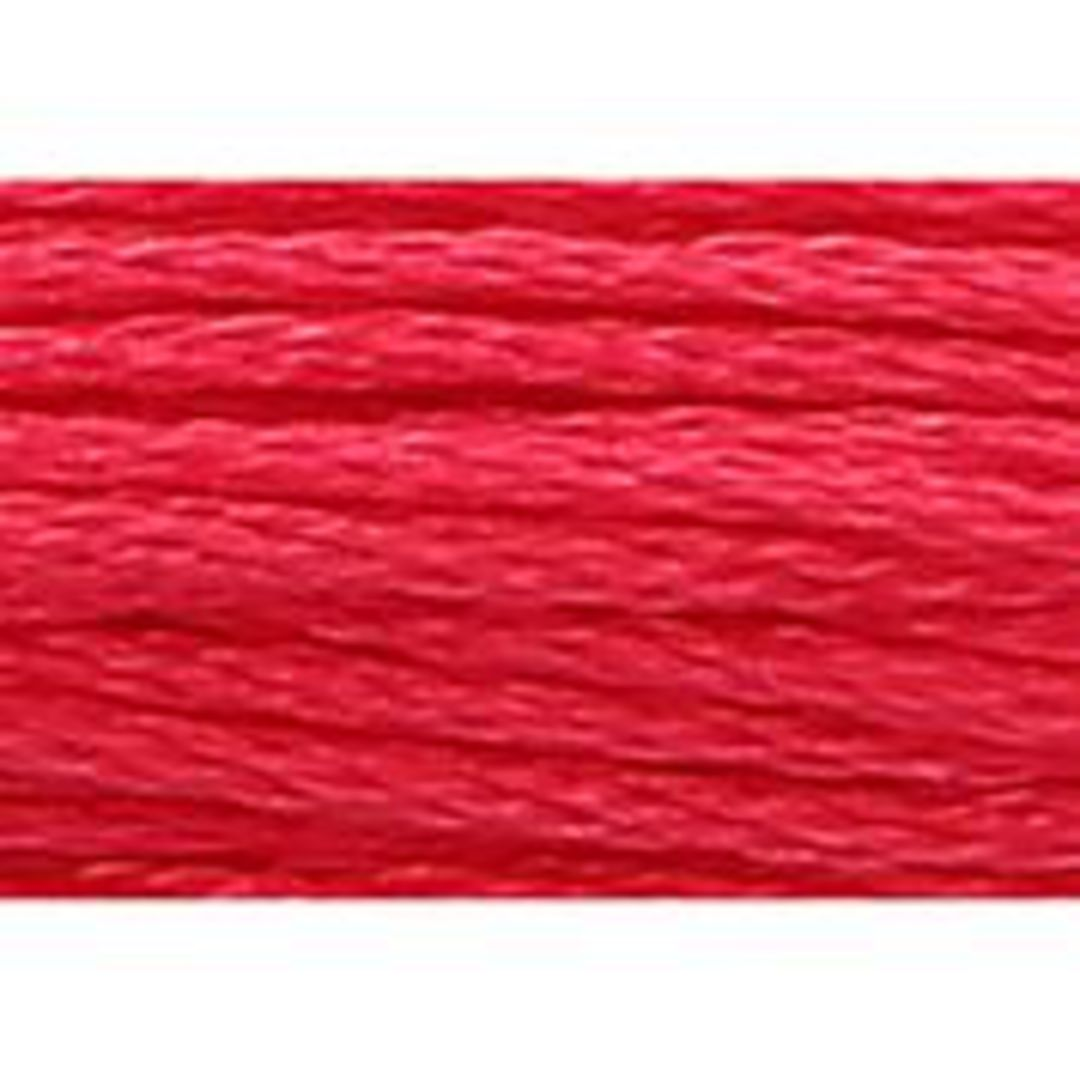 Stranded Cotton Cross Stitch Thread - Red Shades image 37