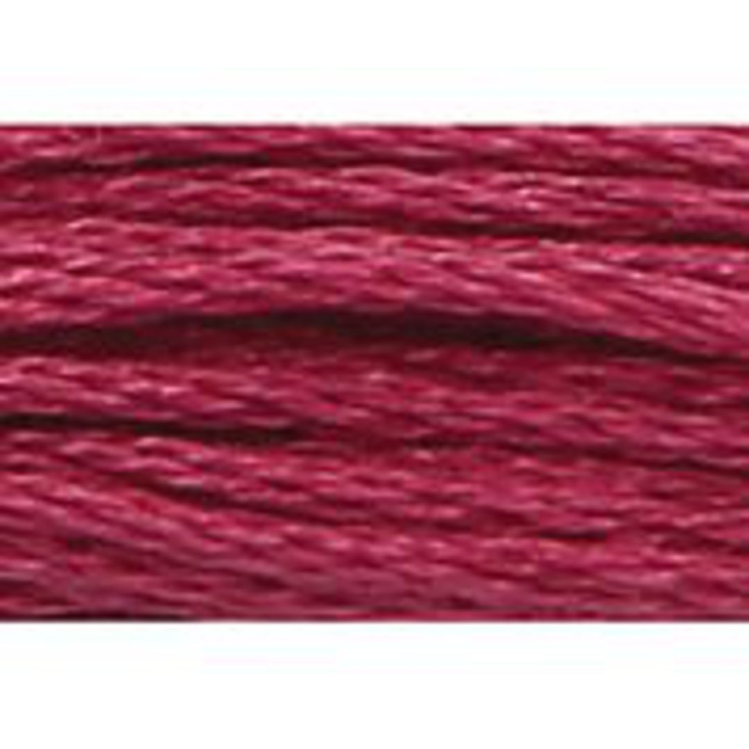Stranded Cotton Cross Stitch Threads - Pinks Shades image 17