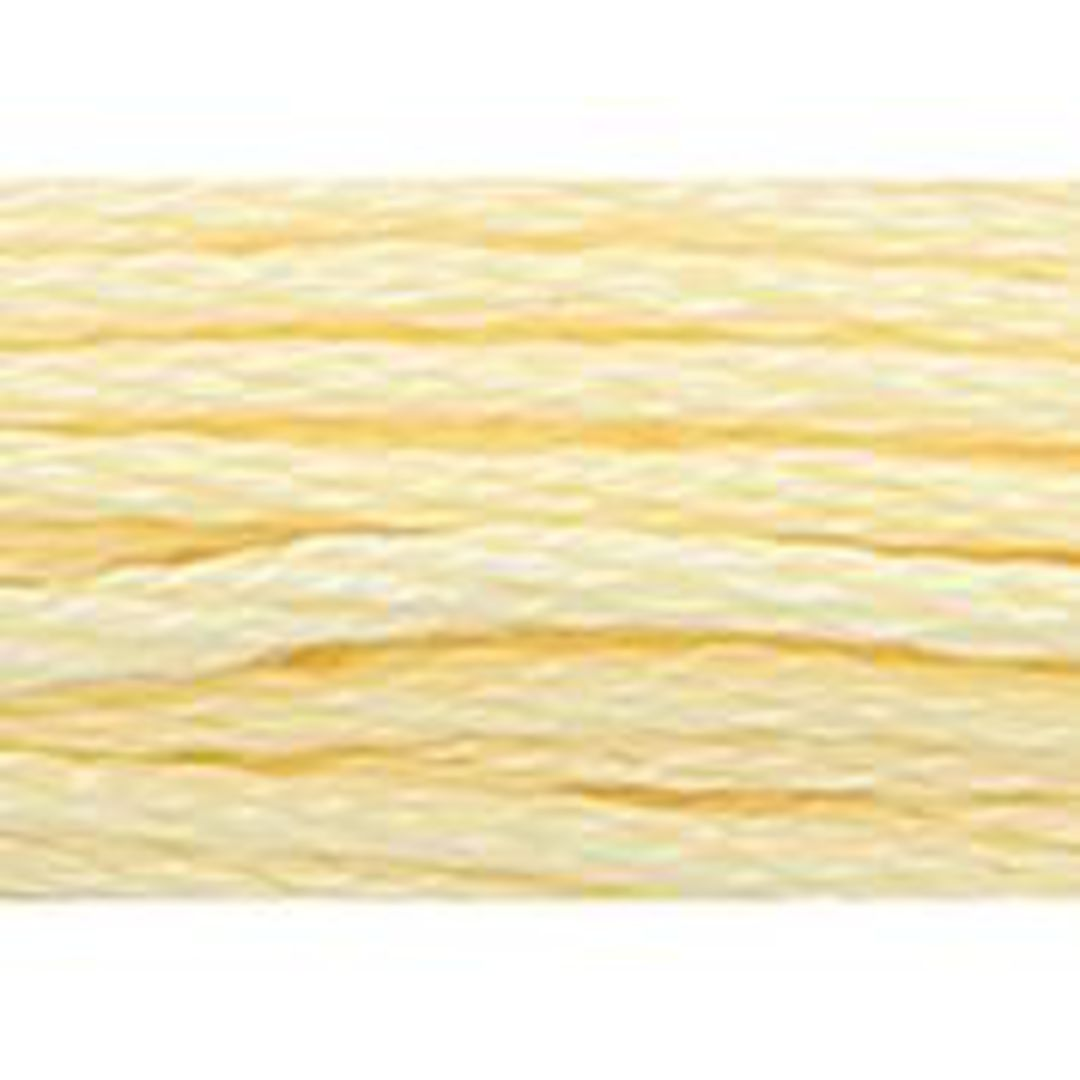 Stranded Cotton Cross Stitch Threads - Yellow Shades image 33