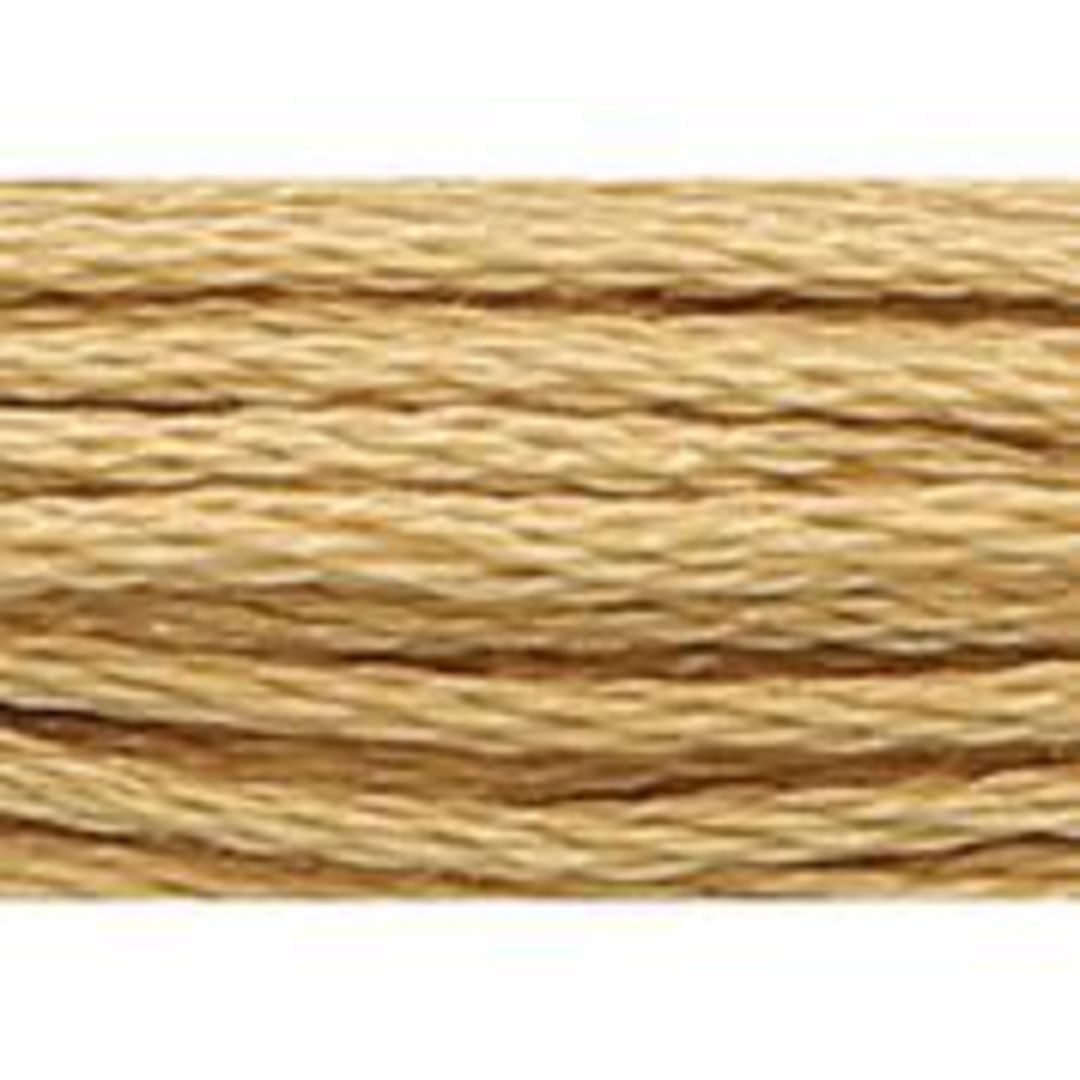 Stranded Cotton Cross Stitch Threads - Yellow Shades image 5