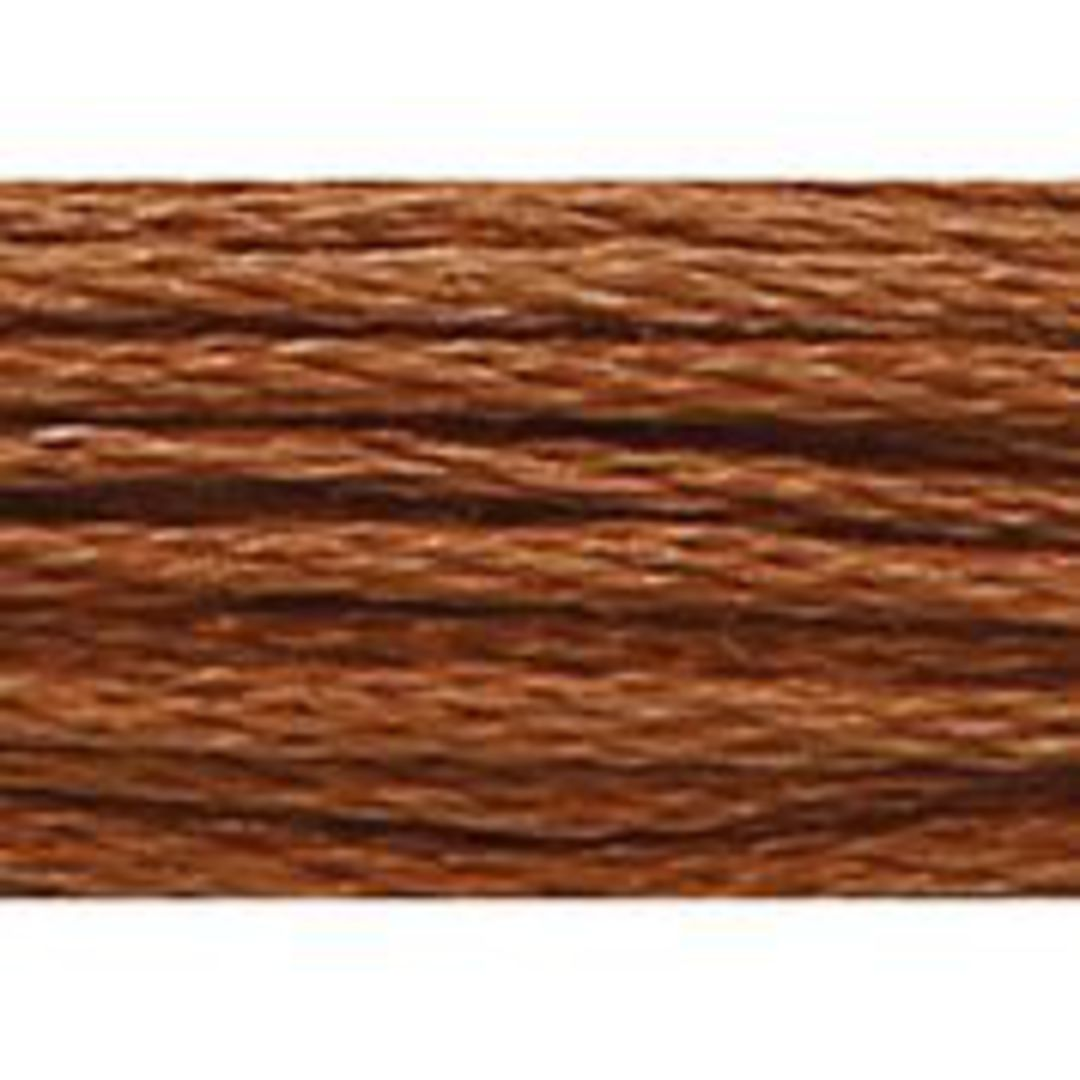 Stranded Cotton Cross Stitch Threads - Brown  Shades image 6