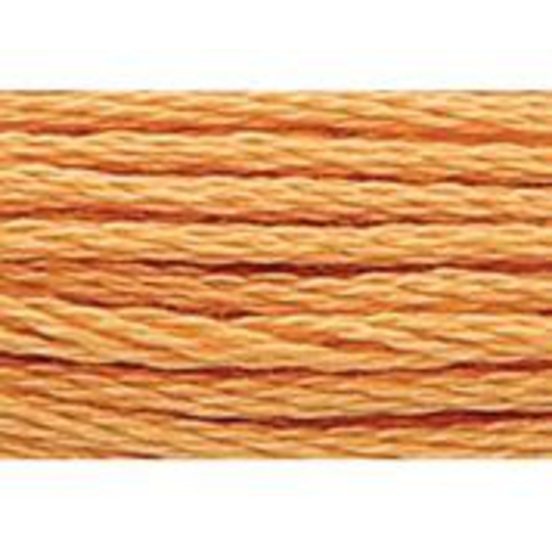Stranded Cotton Cross Stitch Threads - Orange Shades image 33