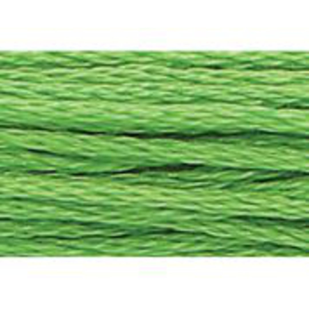 Stranded Cotton Cross Stitch Threads - Green Shades image 58