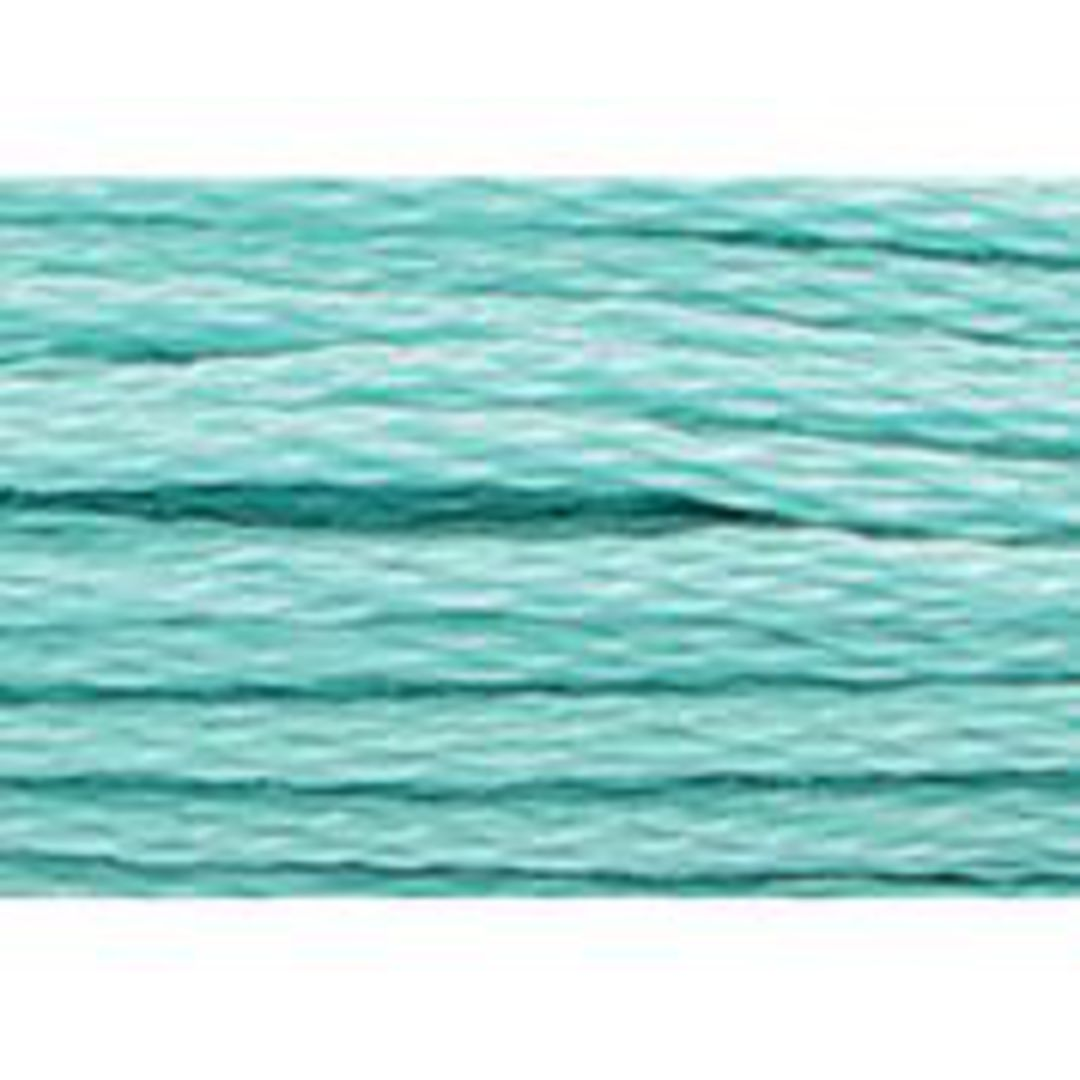 Stranded Cotton Cross Stitch Threads - Green Shades image 84