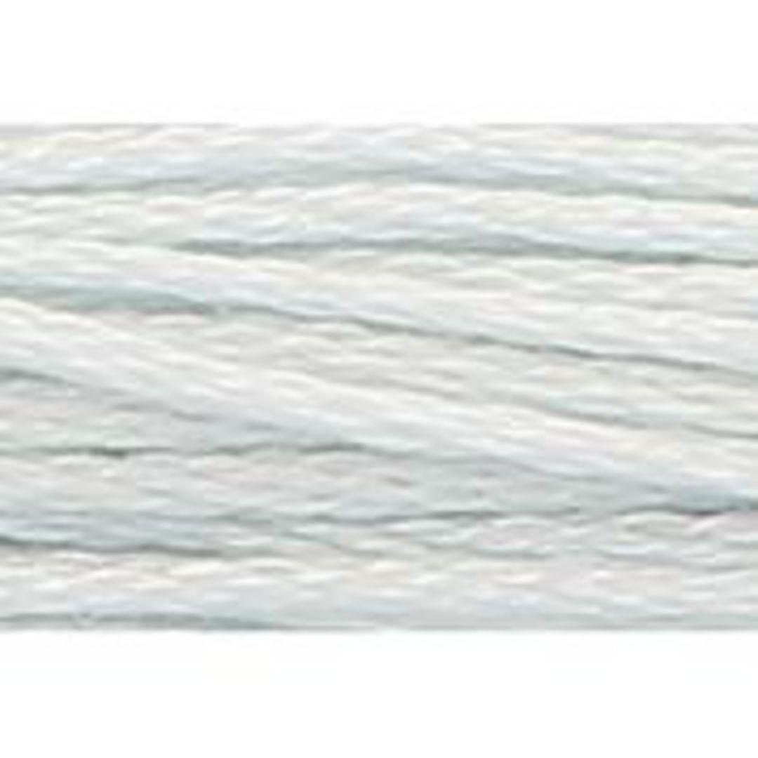Stranded Cotton Cross Stitch Threads - White  Shades image 1