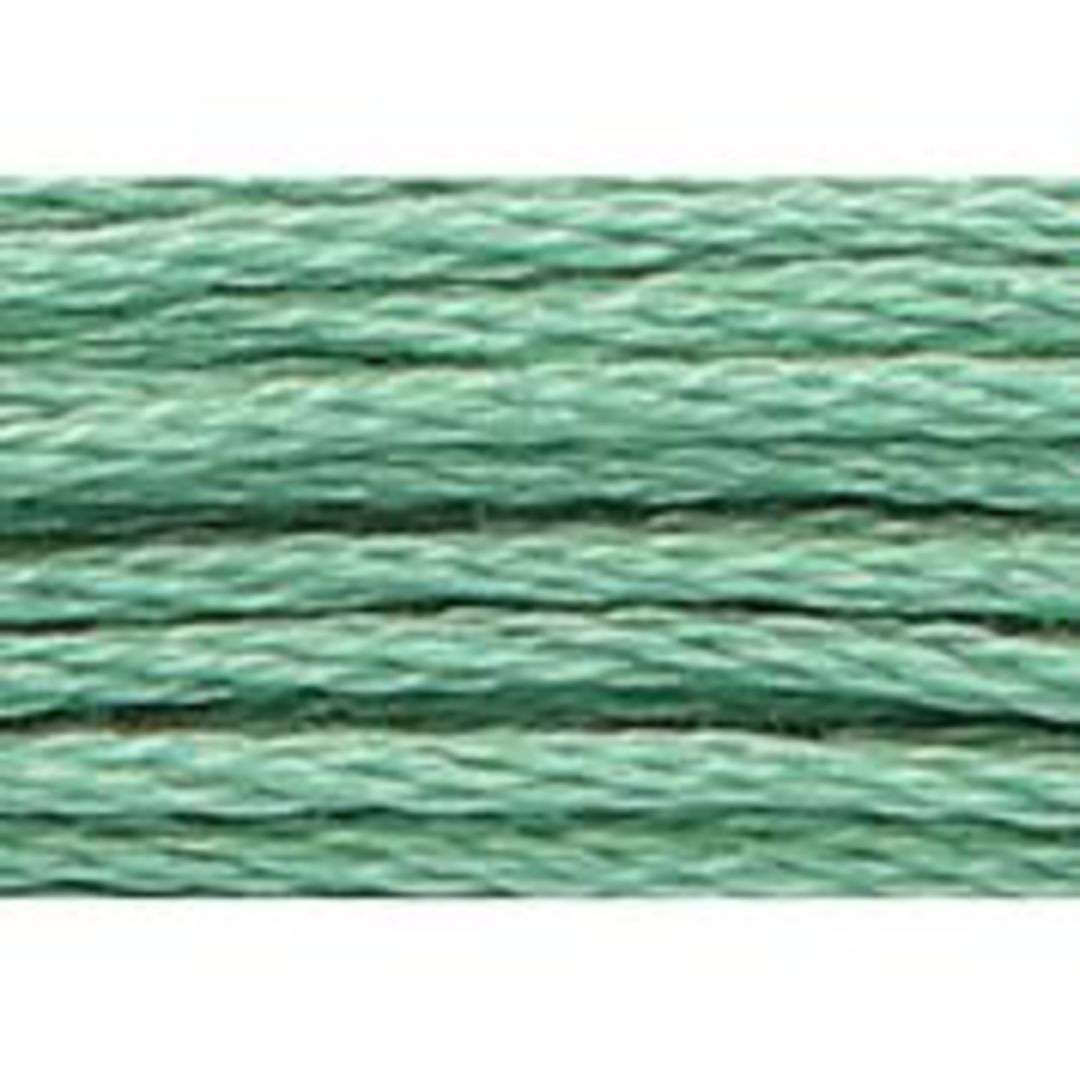 Stranded Cotton Cross Stitch Threads - Green Shades image 75