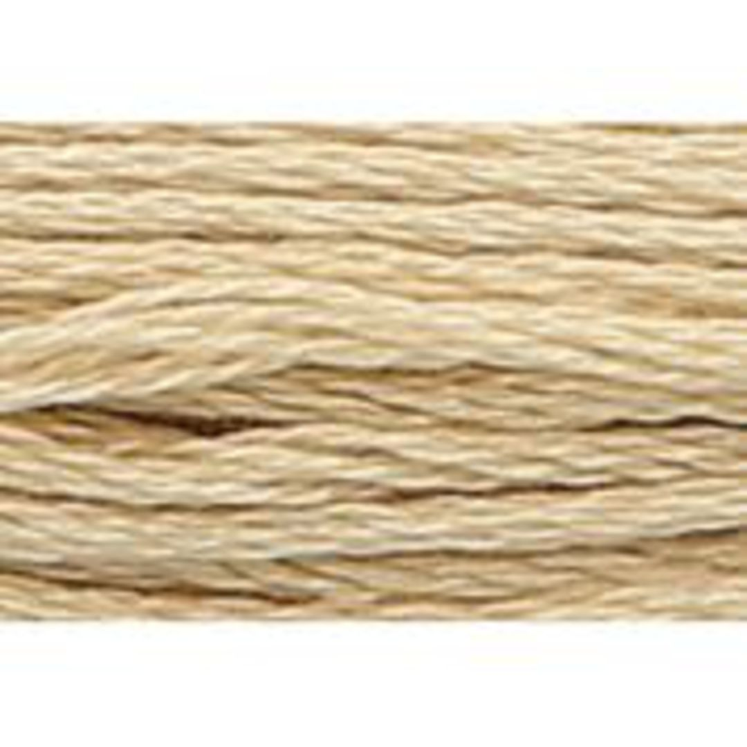 Stranded Cotton Cross Stitch Threads - Yellow Shades image 4