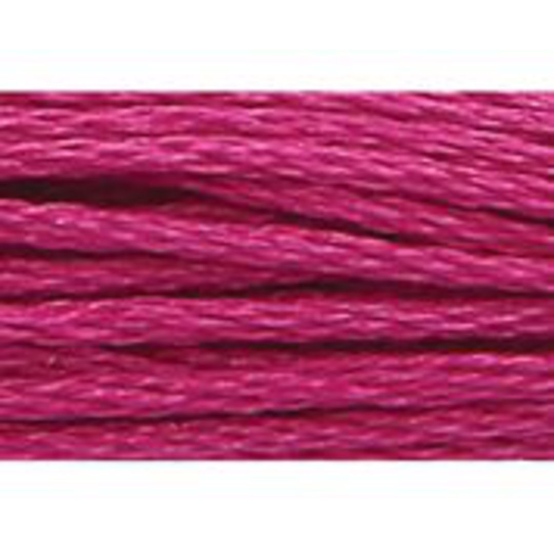 Stranded Cotton Cross Stitch Threads - Pinks Shades image 31