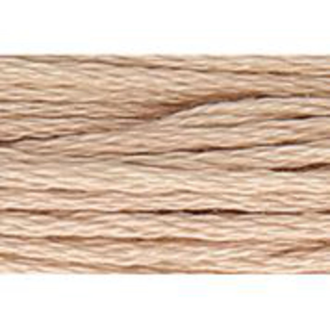 Stranded Cotton Cross Stitch Threads - Brown  Shades image 4