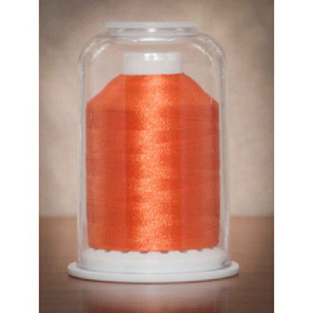 Hemingworth Thread - 1000m - Orange Slice 1025 image 0