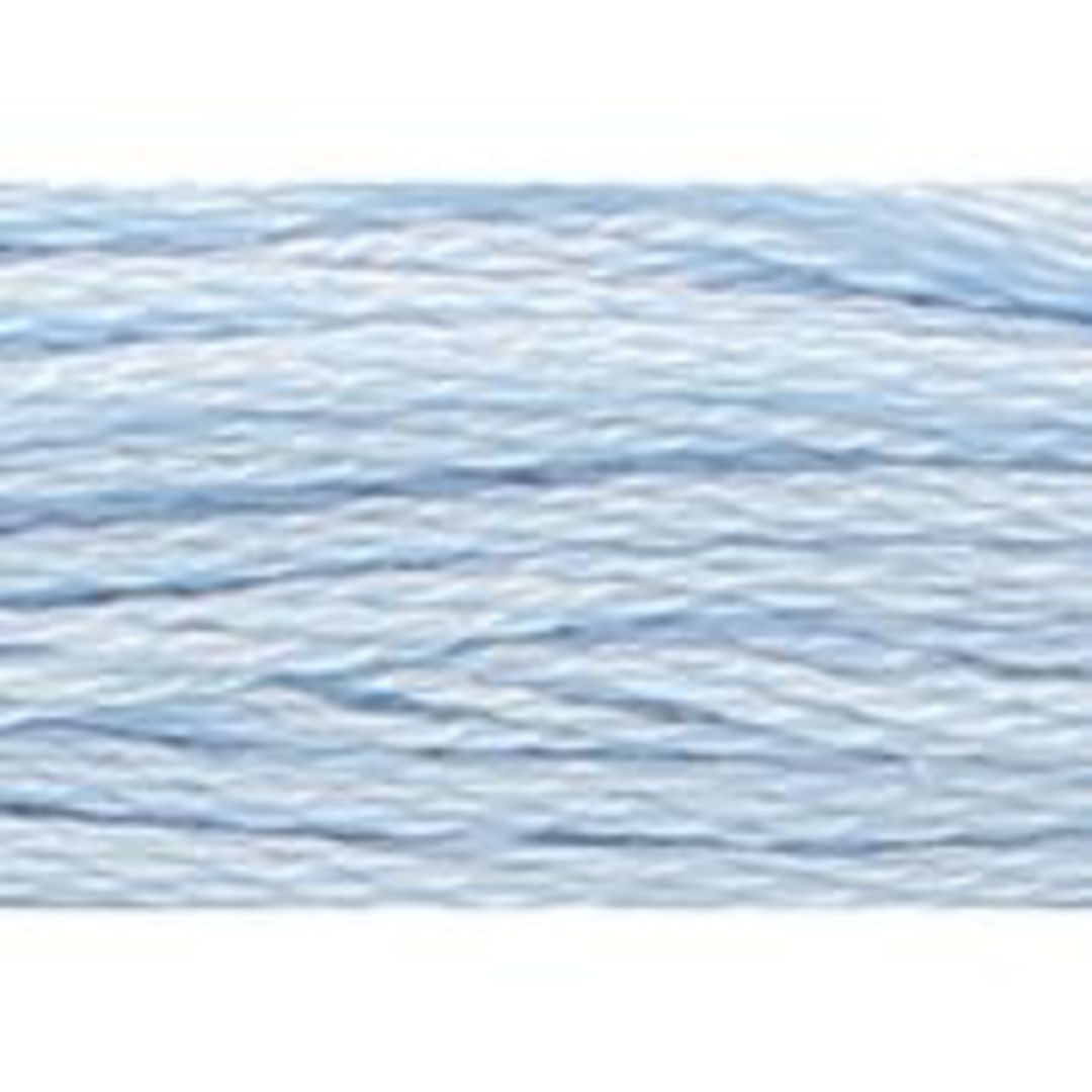 Stranded Cotton Cross Stitch Threads - Blue Shades image 72