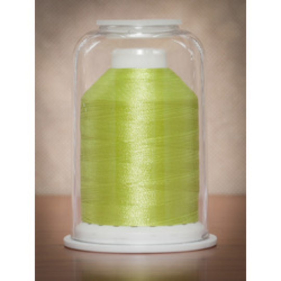 Hemingworth Thread - 1000m - Kiwi Lime 1247 image 0