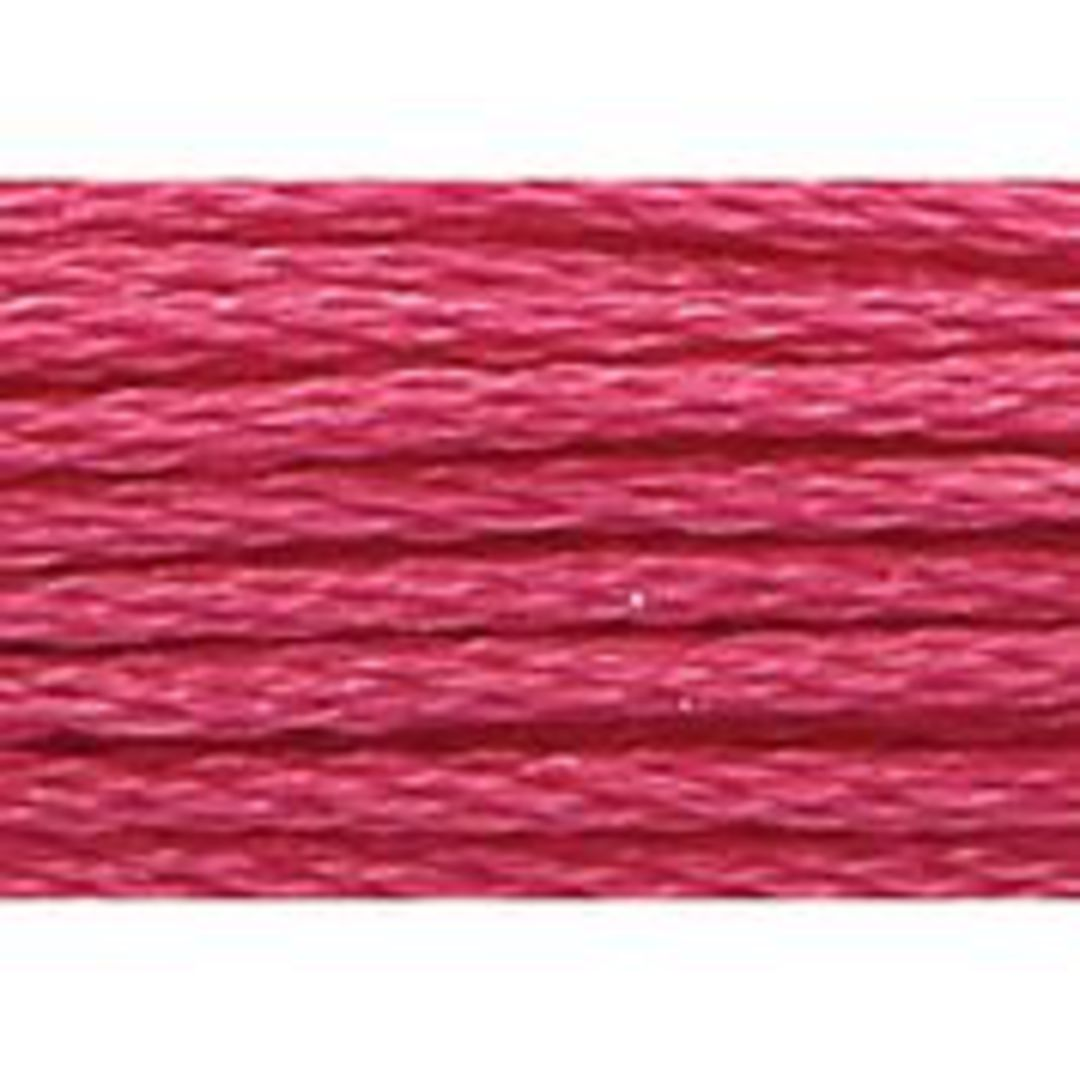 Stranded Cotton Cross Stitch Threads - Pinks Shades image 36