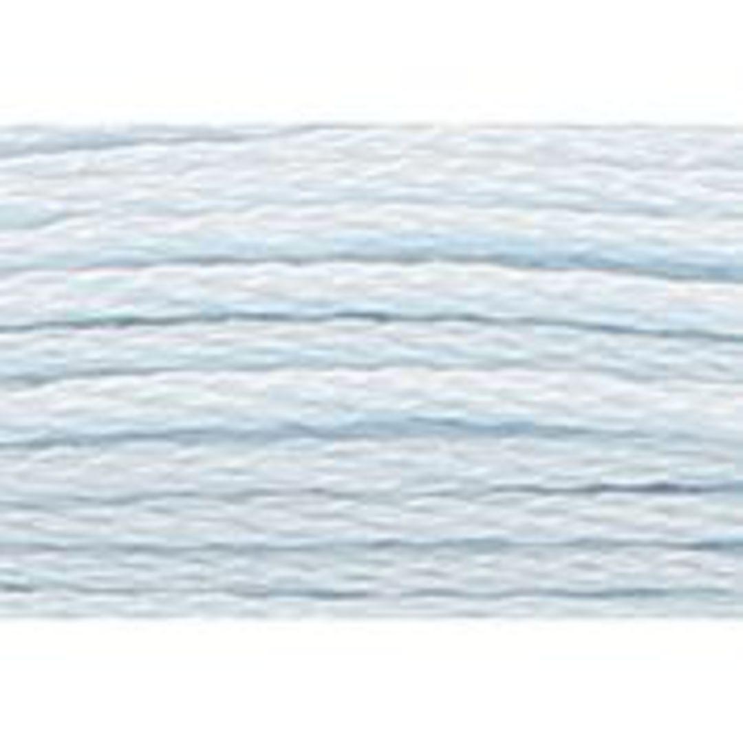 Stranded Cotton Cross Stitch Threads - Blue Shades image 21