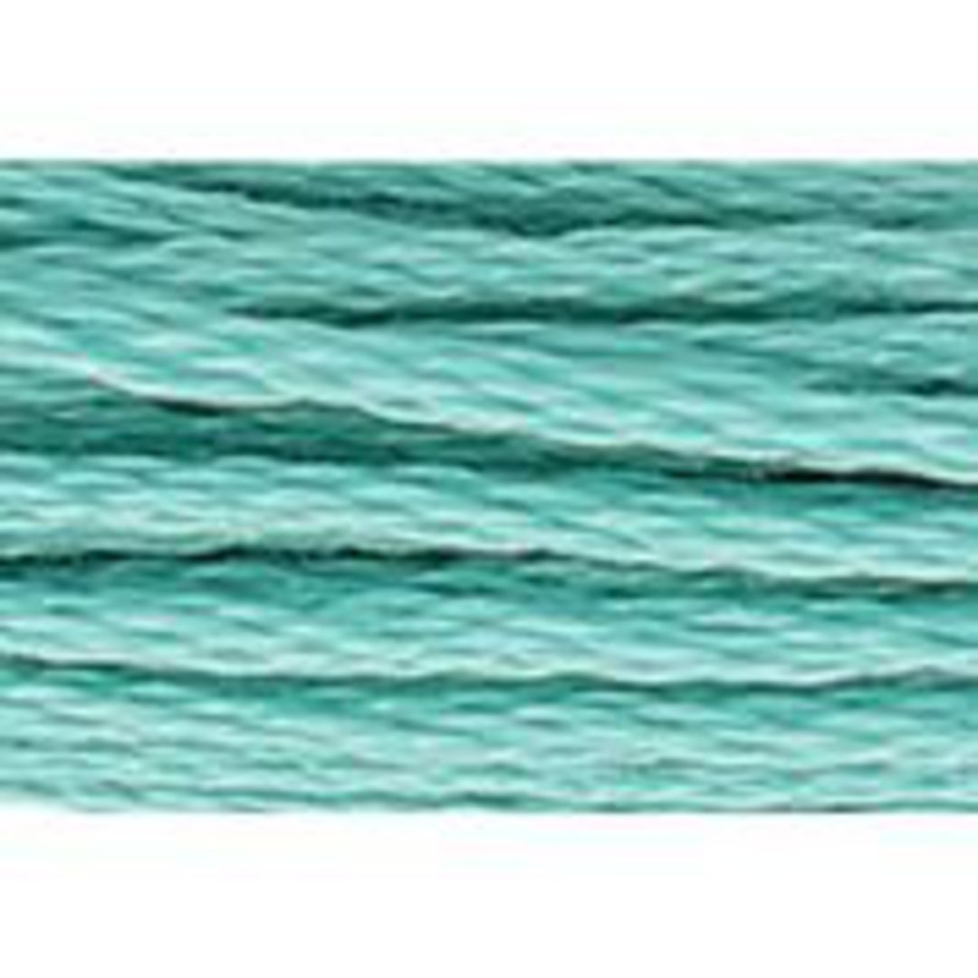 Stranded Cotton Cross Stitch Threads - Green Shades image 8