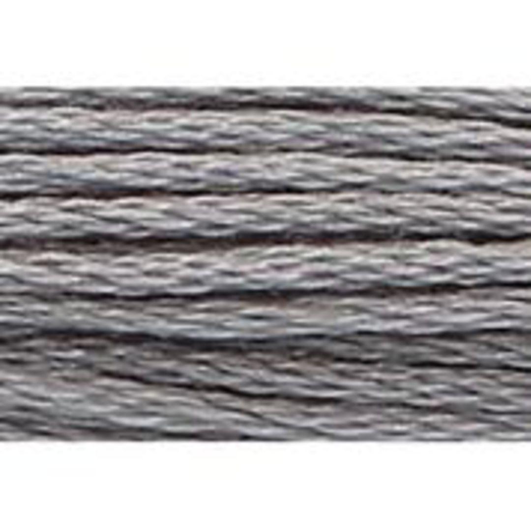 Stranded Cotton Cross Stitch Threads - Greys Shades image 10
