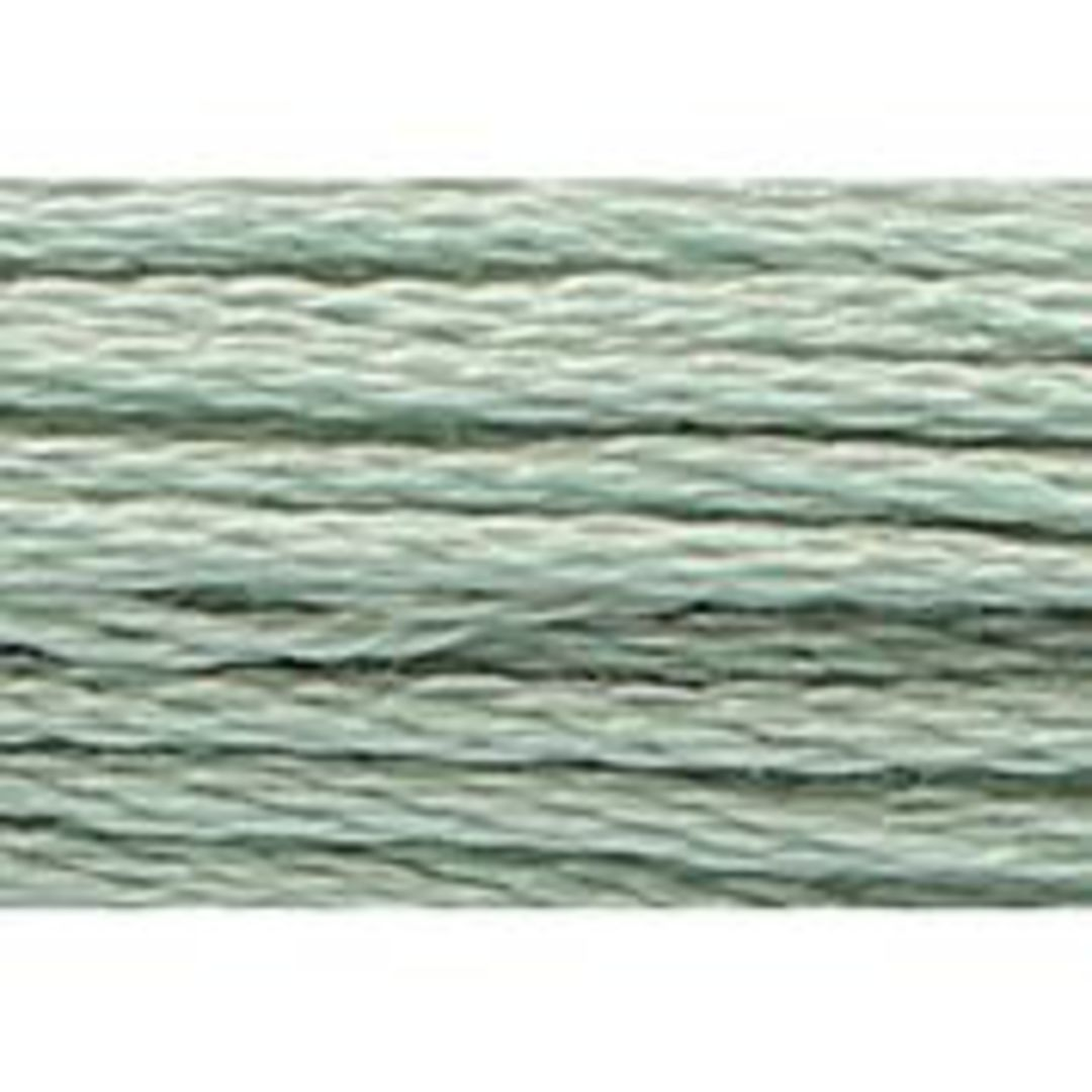 Stranded Cotton Cross Stitch Threads - Green Shades image 18