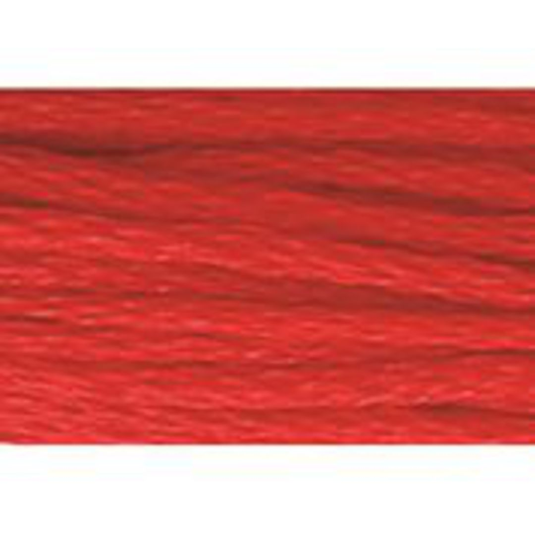 Stranded Cotton Cross Stitch Thread - Red Shades image 1