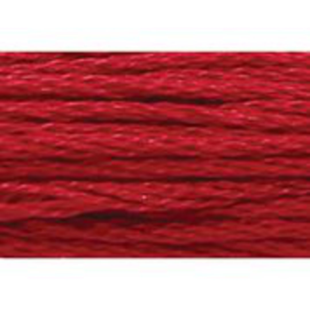 Stranded Cotton Cross Stitch Thread - Red Shades image 10