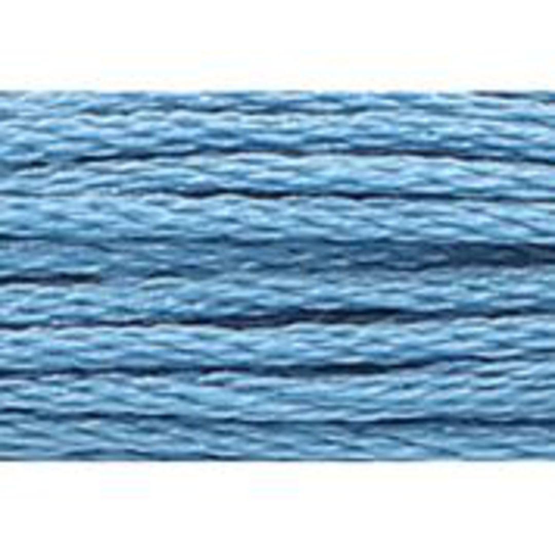 Stranded Cotton Cross Stitch Threads - Blue Shades image 48