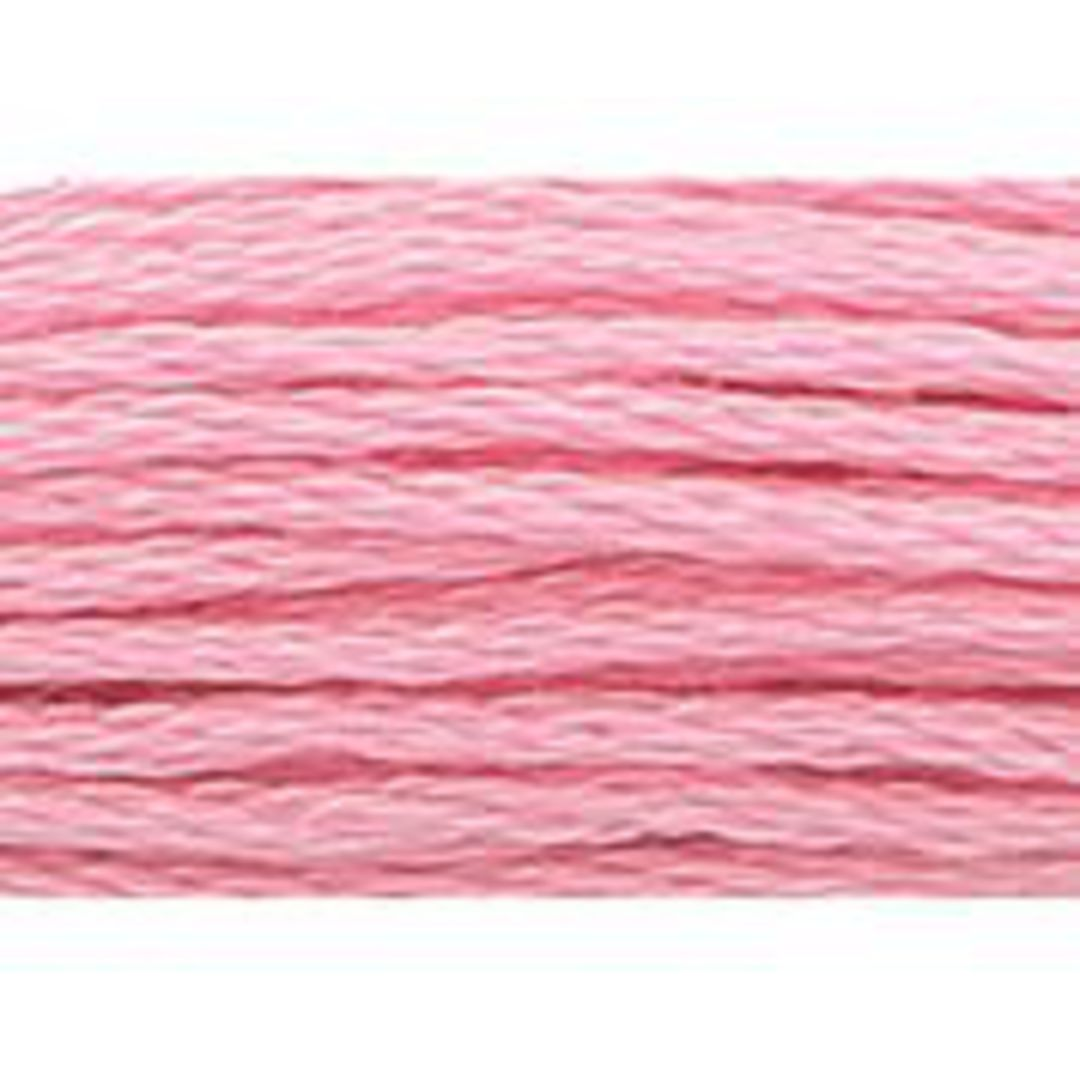 Stranded Cotton Cross Stitch Threads - Pinks Shades image 6