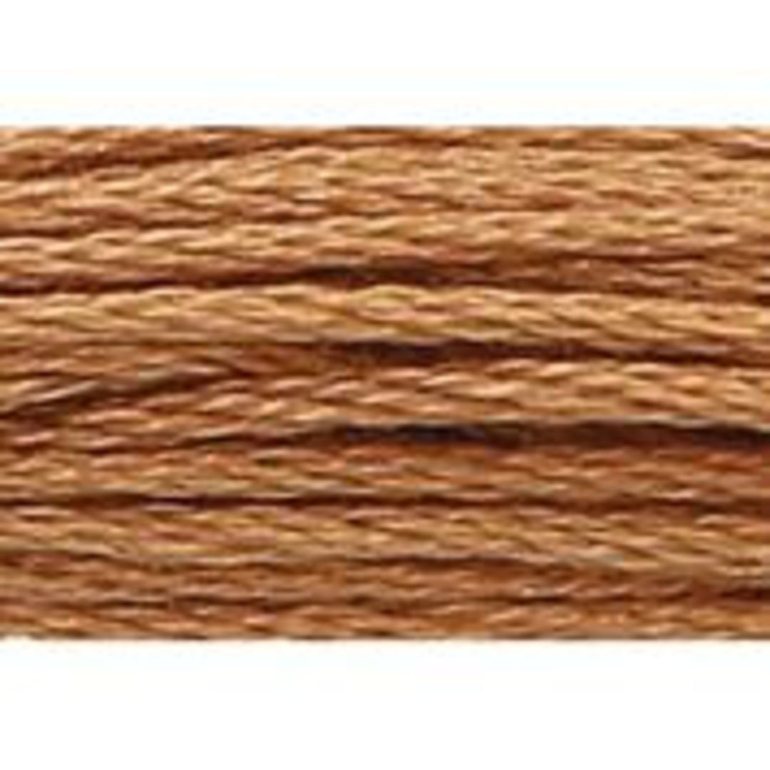 Stranded Cotton Cross Stitch Threads - Brown  Shades image 25