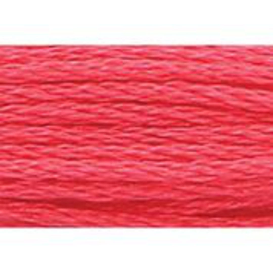 Stranded Cotton Cross Stitch Thread - Red Shades image 38