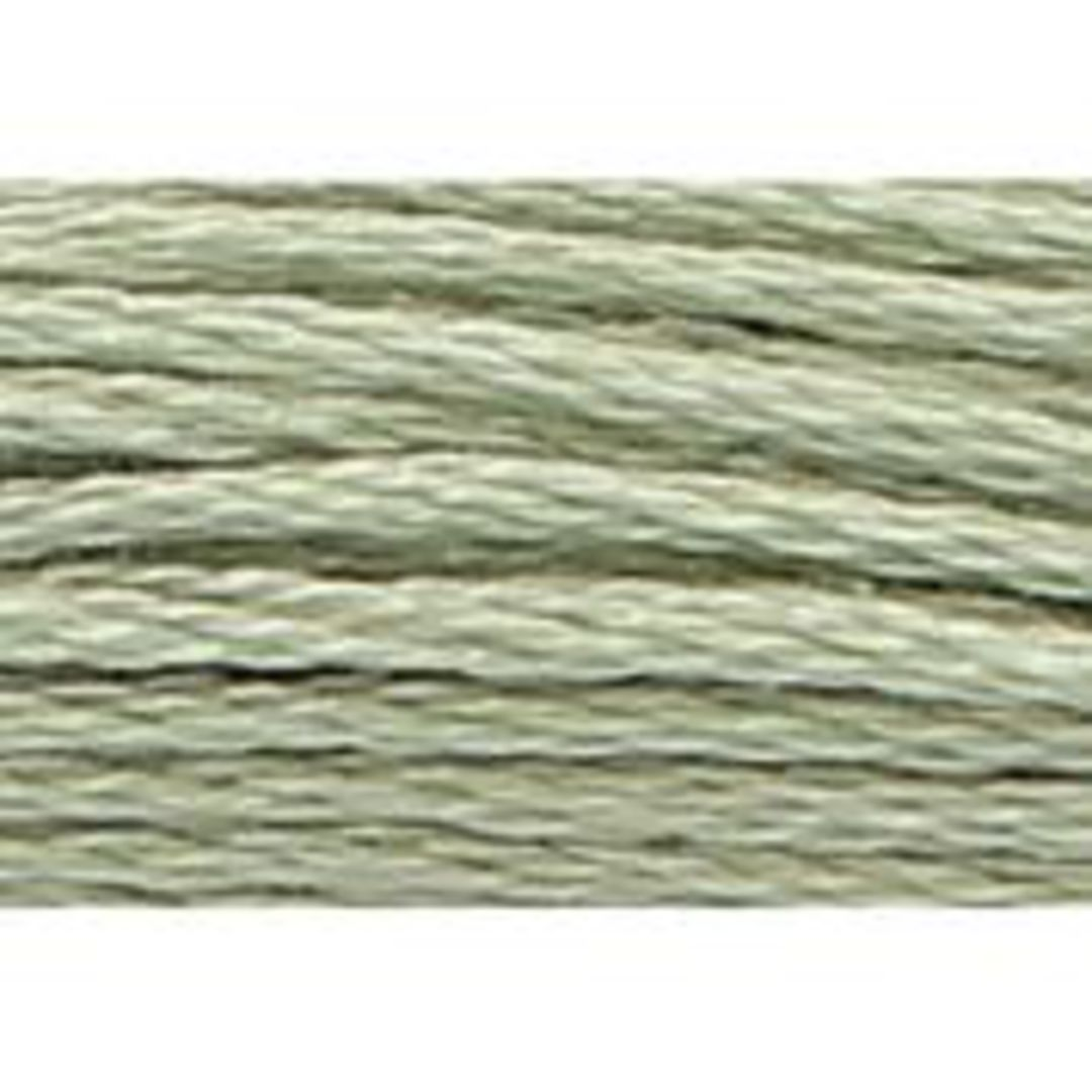 Stranded Cotton Cross Stitch Threads - Green Shades image 23