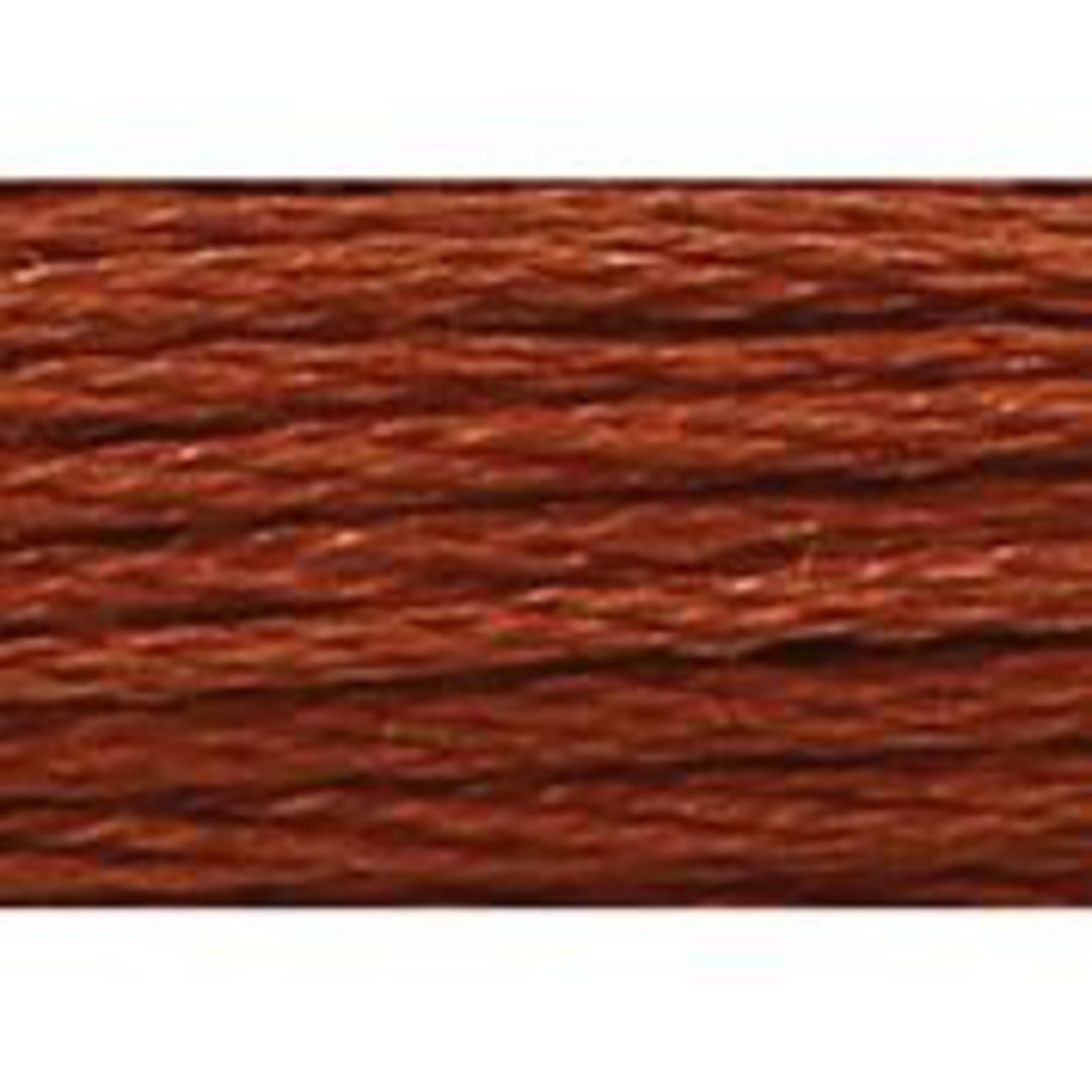 Stranded Cotton Cross Stitch Threads - Brown  Shades image 29