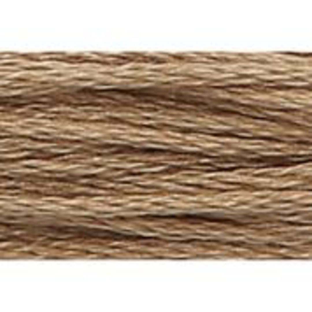 Stranded Cotton Cross Stitch Threads - Brown  Shades image 16