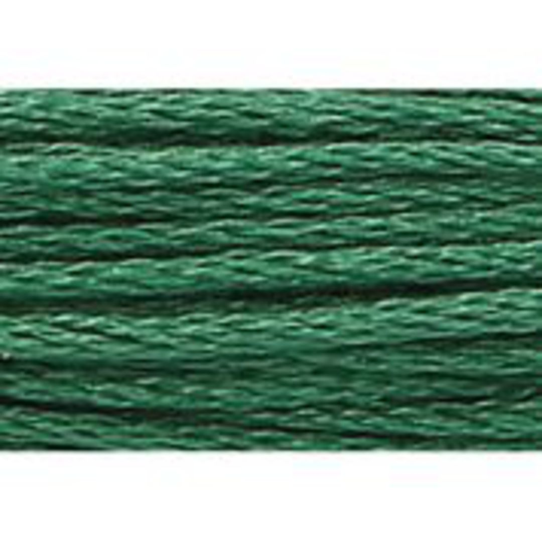 Stranded Cotton Cross Stitch Threads - Green Shades image 72