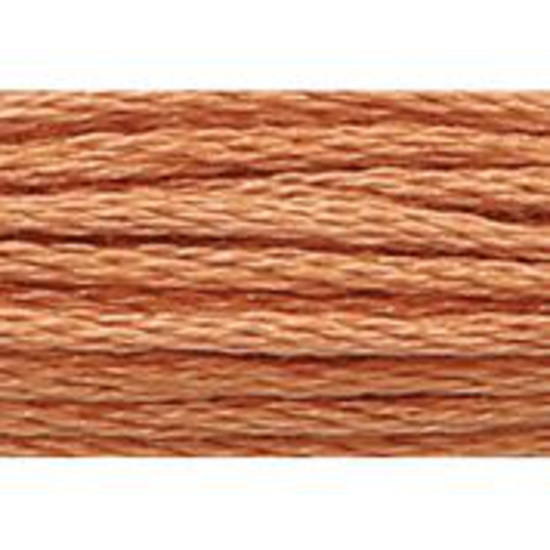 Stranded Cotton Cross Stitch Threads - Orange Shades image 28