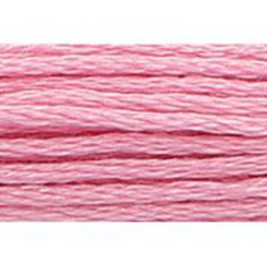 Stranded Cotton Cross Stitch Threads - Pinks Shades image 45