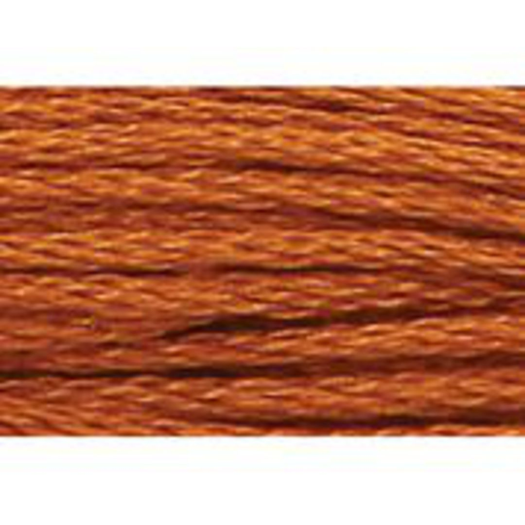Stranded Cotton Cross Stitch Threads - Orange Shades image 52