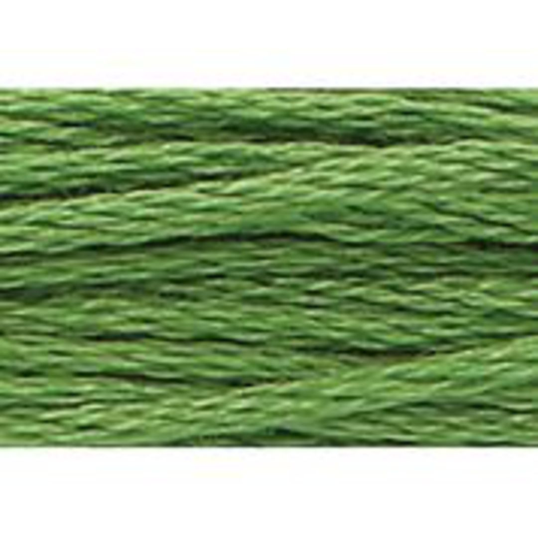 Stranded Cotton Cross Stitch Threads - Green Shades image 46