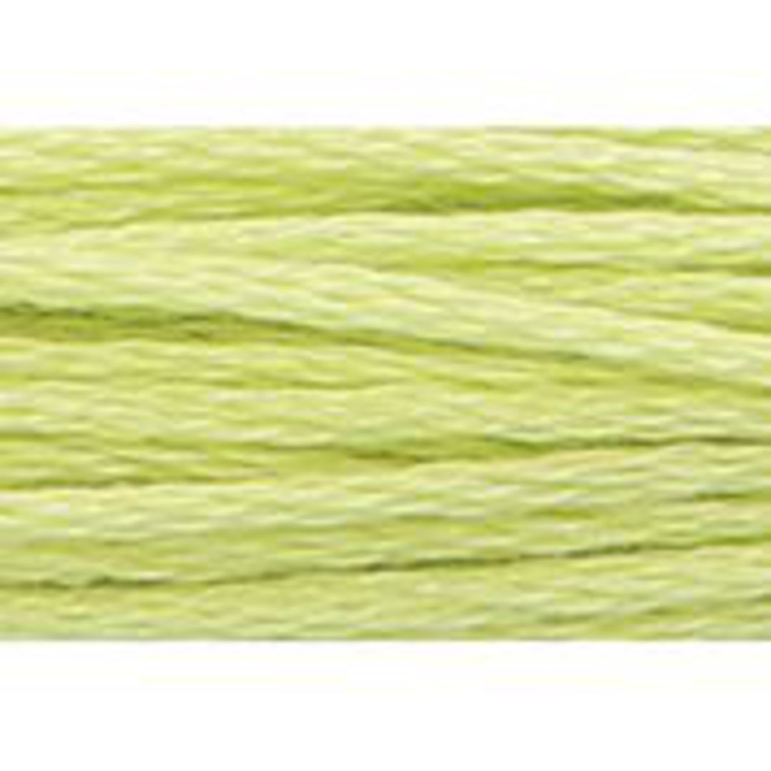 Stranded Cotton Cross Stitch Threads - Green Shades image 50