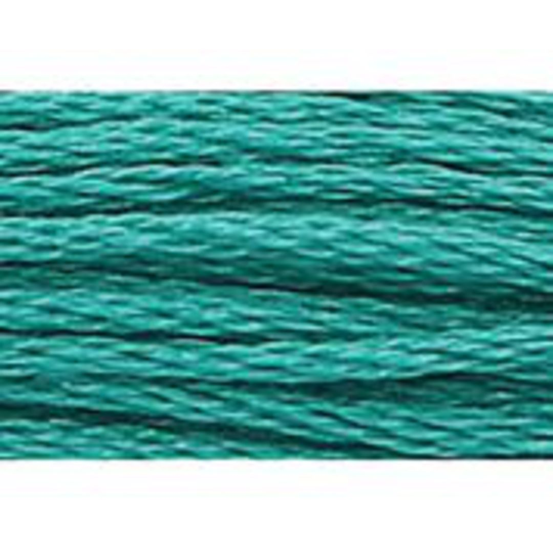 Stranded Cotton Cross Stitch Threads - Green Shades image 81