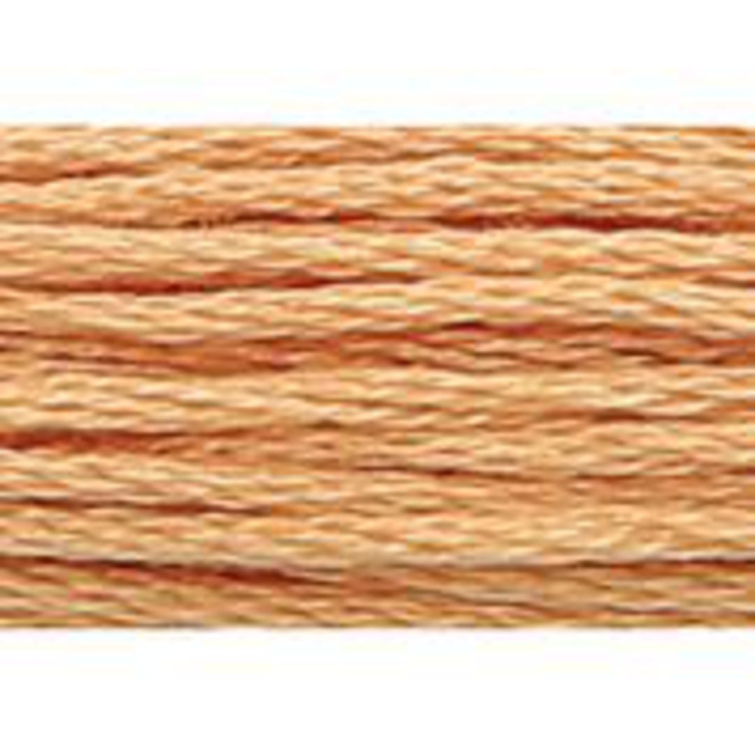 Stranded Cotton Cross Stitch Threads - Orange Shades image 34