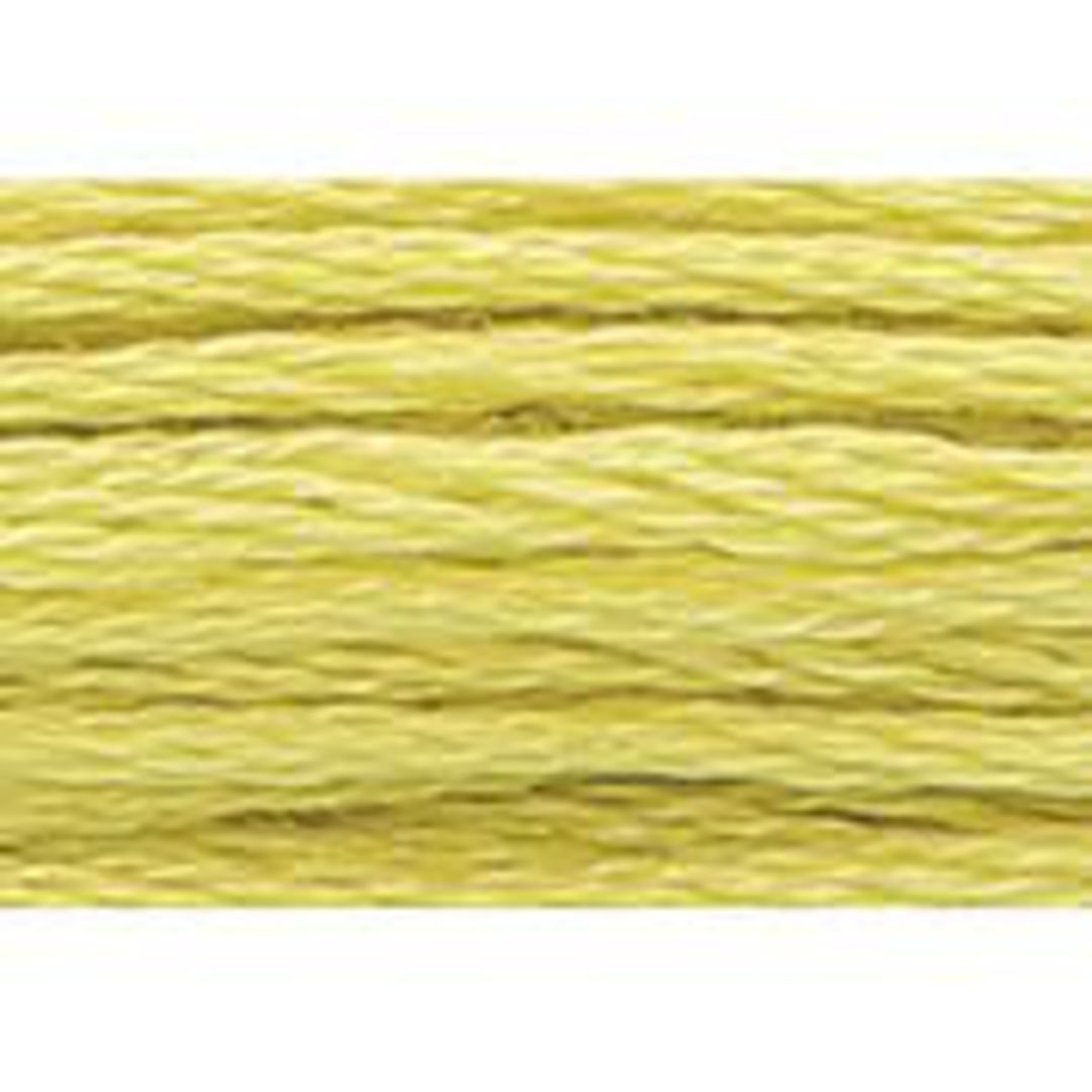 Stranded Cotton Cross Stitch Threads - Yellow Shades image 39