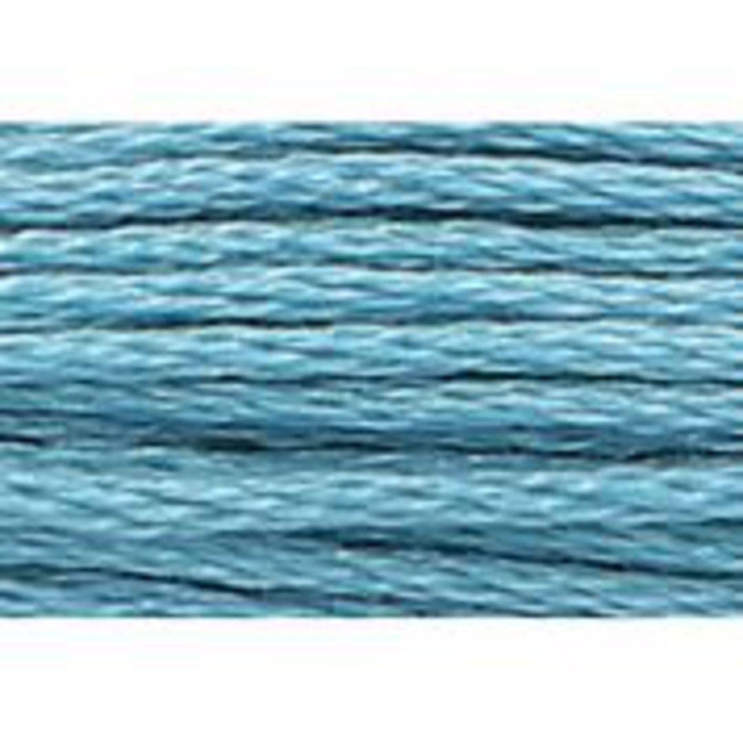 Stranded Cotton Cross Stitch Threads - Blue Shades image 44